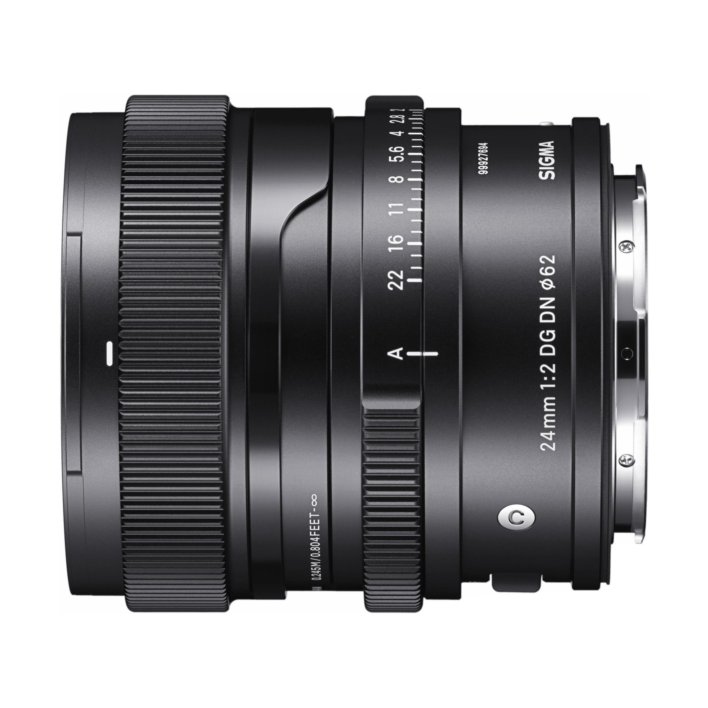 Sigma 24mm f/2,0 DG DN für Sony E