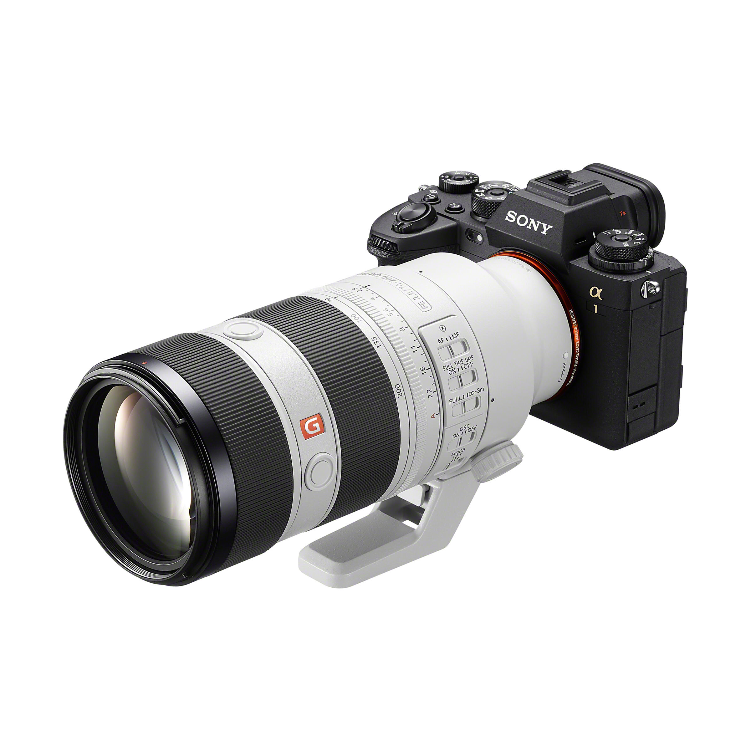 Sony FE 70-200mm f/2,8 GM OSS II